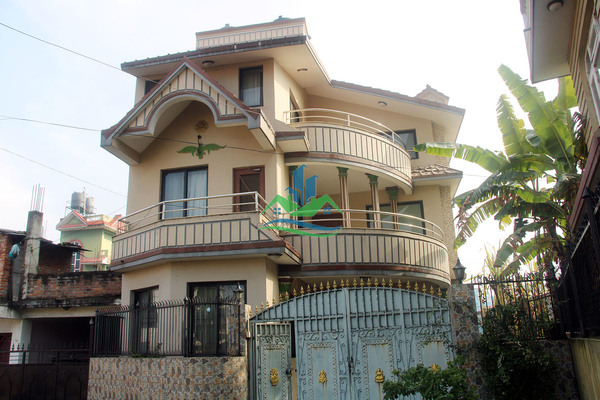 Bungalow for Sale at Sirjananagar, Bhaktapur