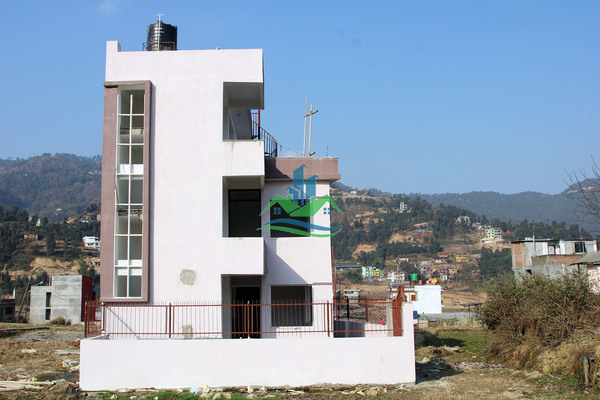 2.5 Storey Beautiful House for Sale at Thankot, Kathmandu