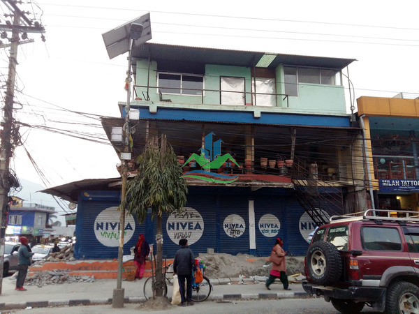 Commercial Space For Rent at Hallan Chowk, Pokhara