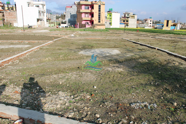 Plotted Land for Sale at Goldhunga, Kathmandu