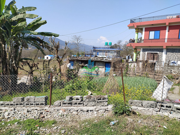 Land for Sale at Power House, Pokhara