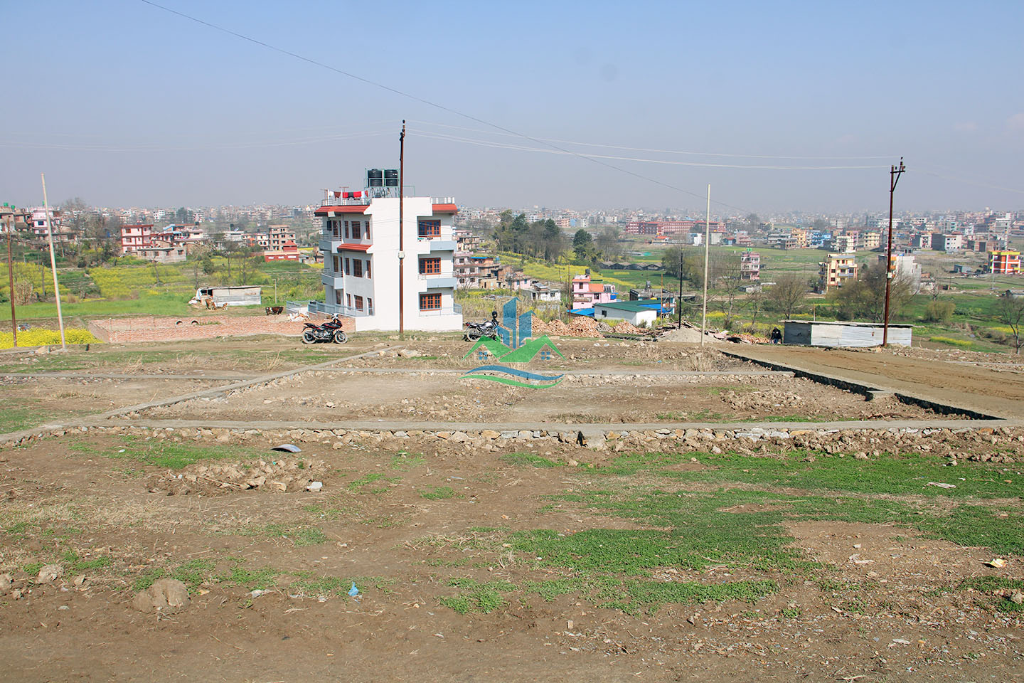 Plotted Land for Sale at Lubhu, Lalitpur
