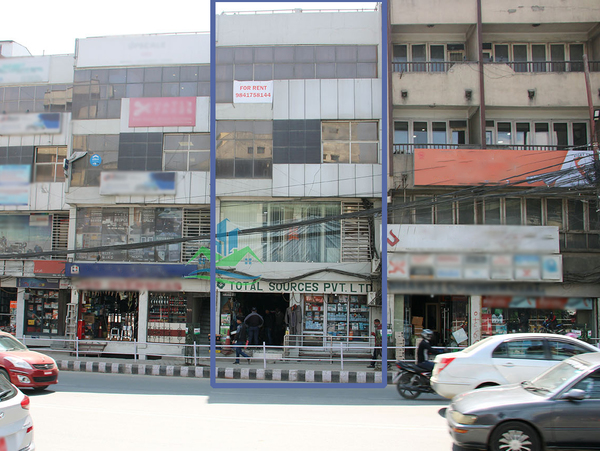Office Space on Rent at Teku, Kathmandu
