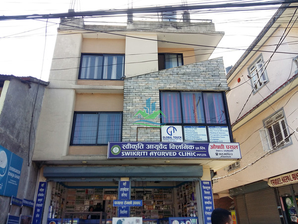 Space for Rent at Rastra Bank Chowk, Pokhara