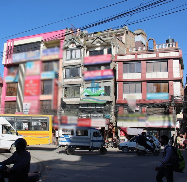 Space for Rent at Sorhakhutte, Kathmandu