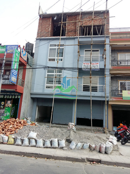 Space for Rent at Bagar-01, KI Singh Pul, Pokhara