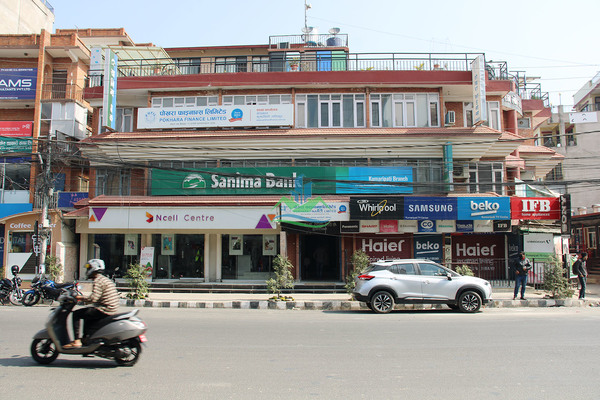 Space for Rent at Kumaripati, Lalitpur