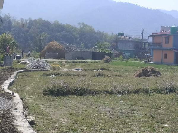 Beautiful Land for Sale at Saatmuhane, Pokhara