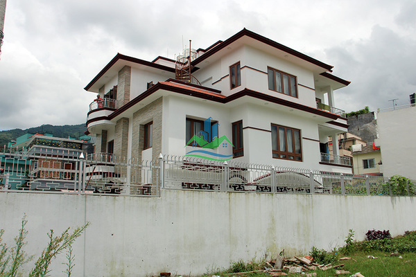 Full-Furnished Bungalow for Sale at Budhanilkantha, Kathmandu