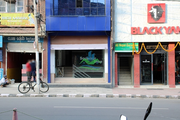 Office Space for Rent at Thamel, Kathmandu