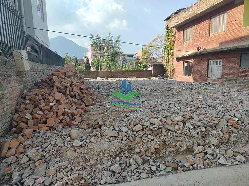 Land for Sale at Bhainsepati, Lalitpur