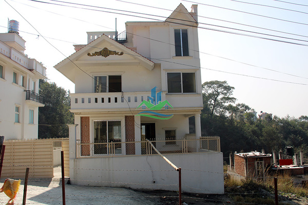 Semi-Furnished Bungalow for Sale at Budhanilkantha, Kathmandu