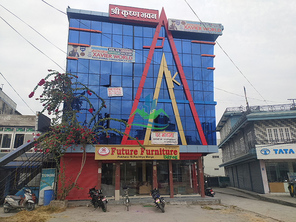 Office Space for Rent at Buddha Chowk, Pokhara