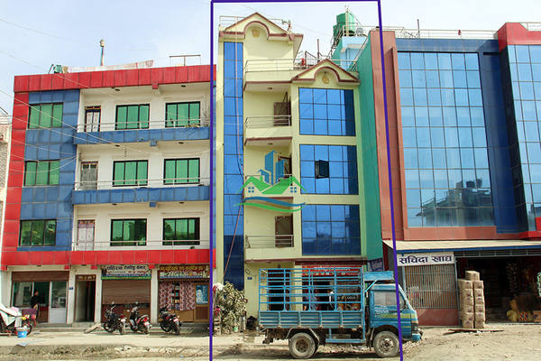 Commercial House for Sale at Mulpani Kathmandu