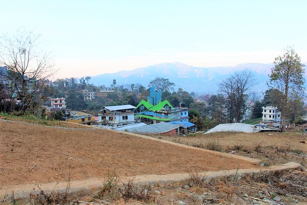 Plotted Land for Sale at Matatirtha Height, Kathmandu