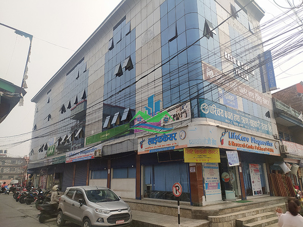 Office Space on Rent at Newroad, Pokhara