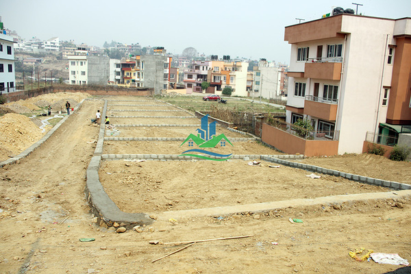 Plotted Land for Sale at Nakhipot, Lalitpur
