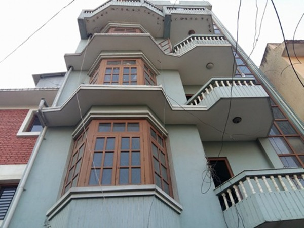 Flat with 4 Rooms for Rent in Kupandol, Lalitpur