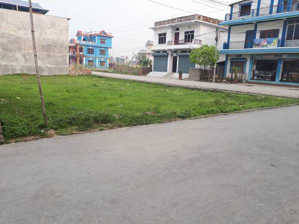 Commercial Land For Sale at Tarahara, Itahari