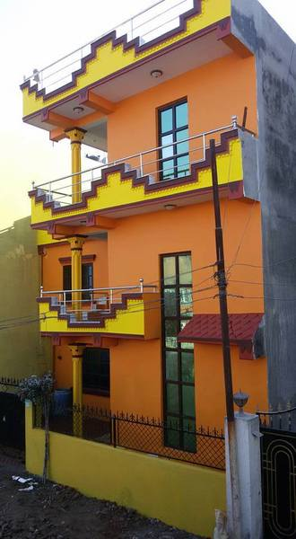 Newly Built House at Mahakalbari For Sale