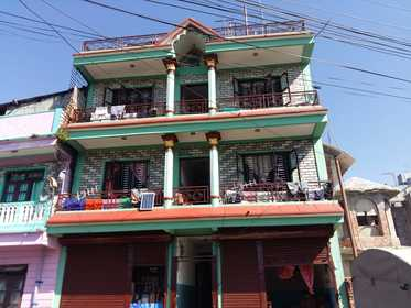 3.5 Storey House For Sale at Nadipur, Pokhara