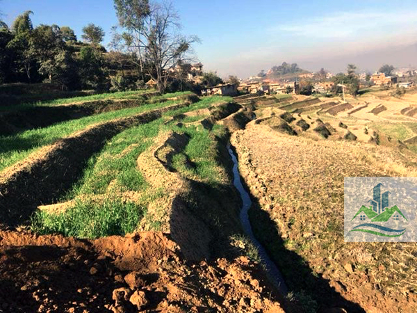 Cheap Land For Sale At Chitapol, Bhaktapur