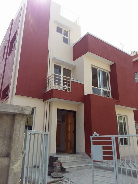 Eproperty Nepal Beautiful House For Sale At Dhapasi