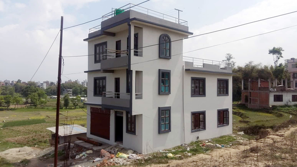 2.5 Storey House for Sale at Chasidol, Lubhu
