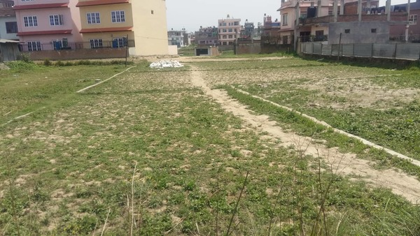 Land for sale at Sano Thimi, Bhaktapur