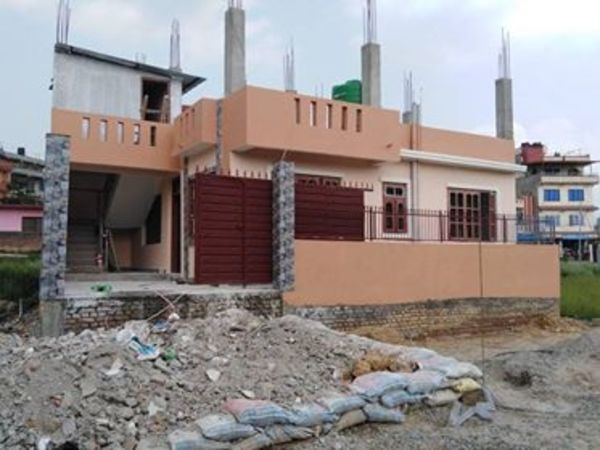 1 Storey House for Sale in Tikathali, Lalitpur