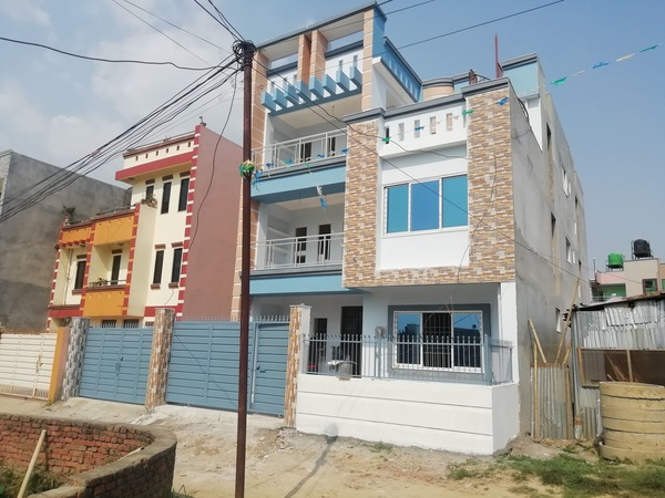 2.5 Storey House for Sale at Sheetal Height, Lalitpur