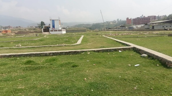 Land for Sale at Hattiban, Harisiddhi, Lalitpur