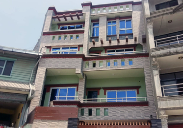 Commercial cum Residential Bungalow for Sale at Kalanki