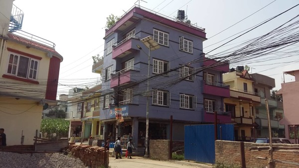 Semi-Commercial House for Sale at Balkumari, Lalitpur