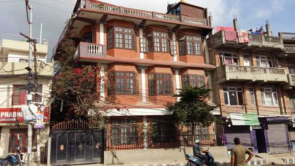3.5 Storey House For Sale at Balkot Height, Bhaktapur