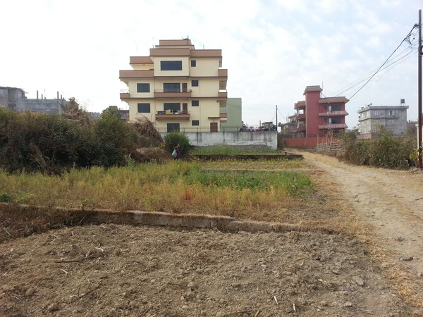 Land for Sale at Dholahiti, Lalitpur