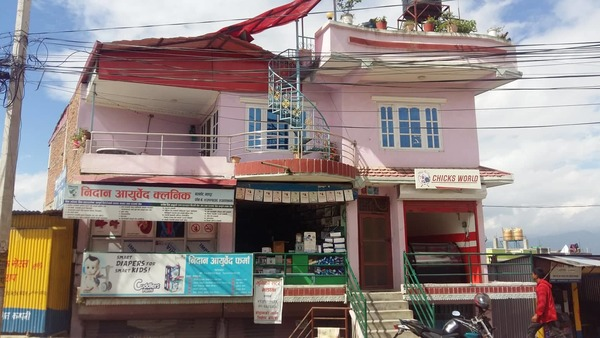 4 Storey House for Sale at Balkot Chowk, Bhaktapur