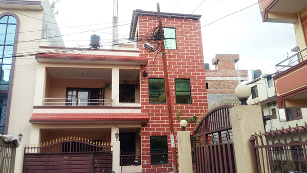 2 Storey House for Sale at Makalbari, Jorpati