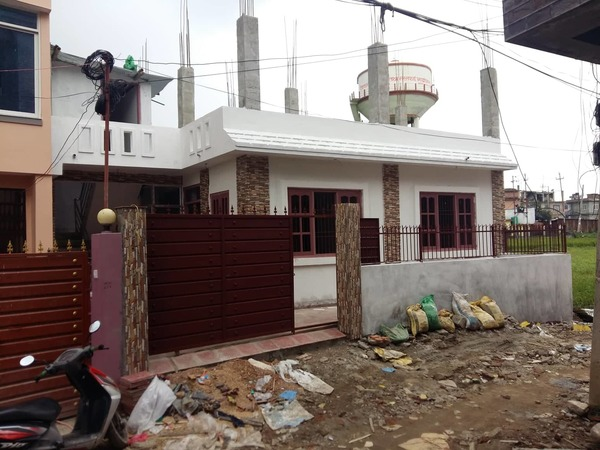 1 Storey House for Sale at Tikathali, Lalitpur