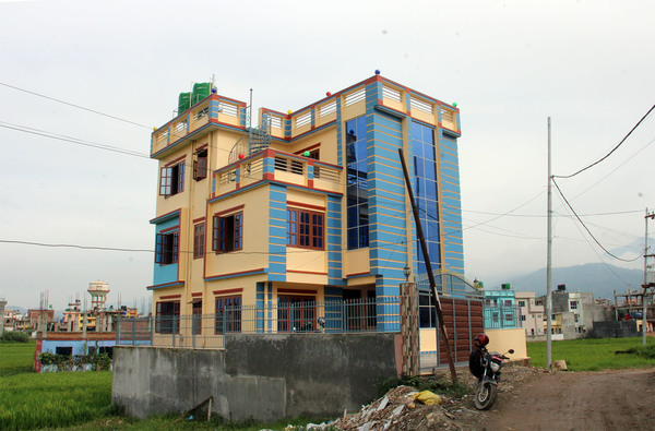 2.5 Storey House for Sale at Imadol, Lalitpur