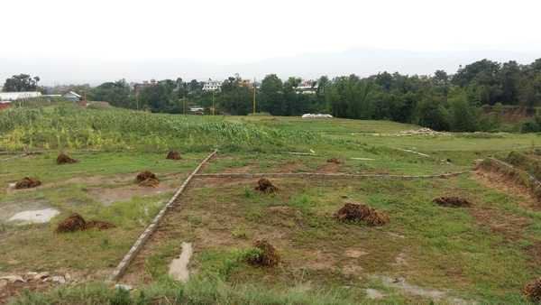 3 to 5 aana land for Sale at Lubhu, Lalitpur