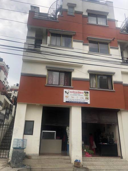3.5 Storey House for Sale at Khumaltar, Lalitpur