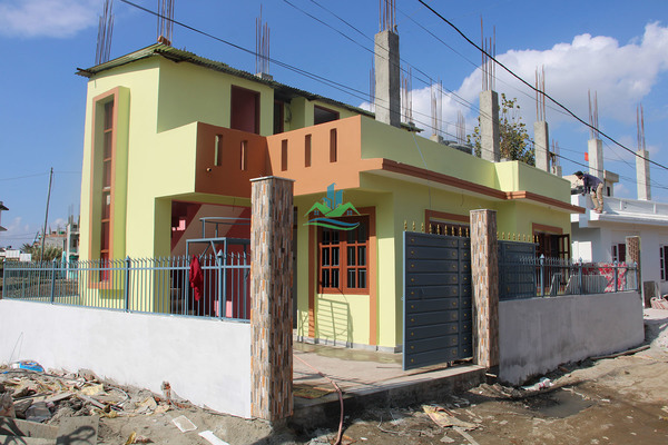 1.5 Storey Beautiful House for Sale at Tikathali, Lalitpur