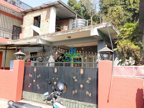 House for Sale at Lakeside, Pokhara
