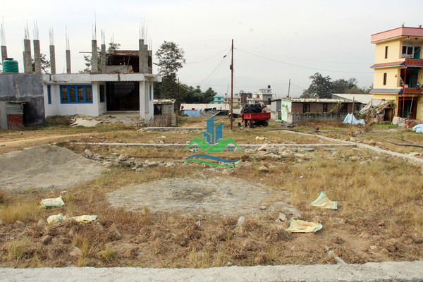 Plotted Land for Sale at Lamatar Height, Lalitpur