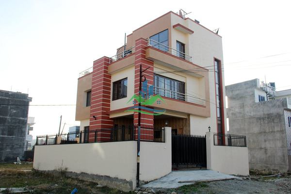 2.5 Storey Bungalow for Sale at Harisiddhi, Lalitpur